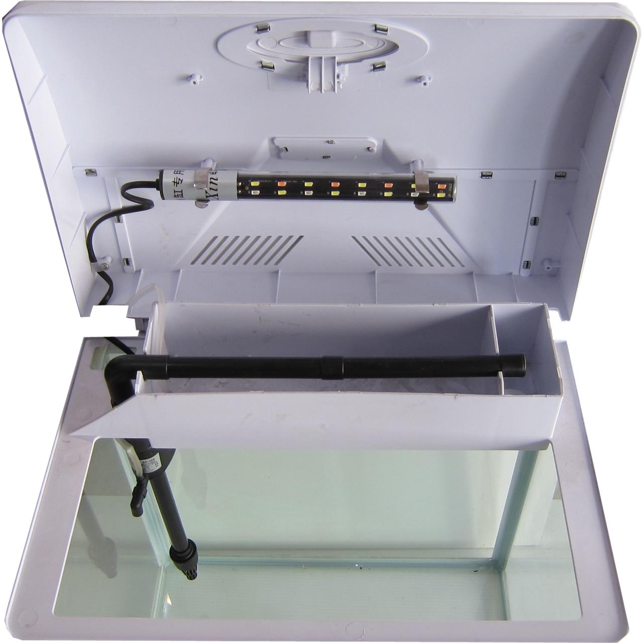 آکواریوم مکانیزه ریکسین مدل 420 حجم 50 لیتر