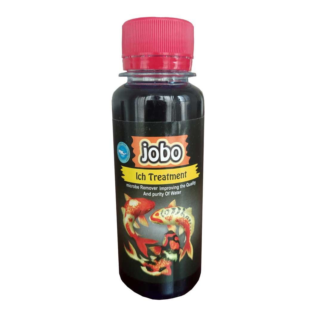 محلول ضد ایک آکواریوم جوبو (ضد سفیدک)