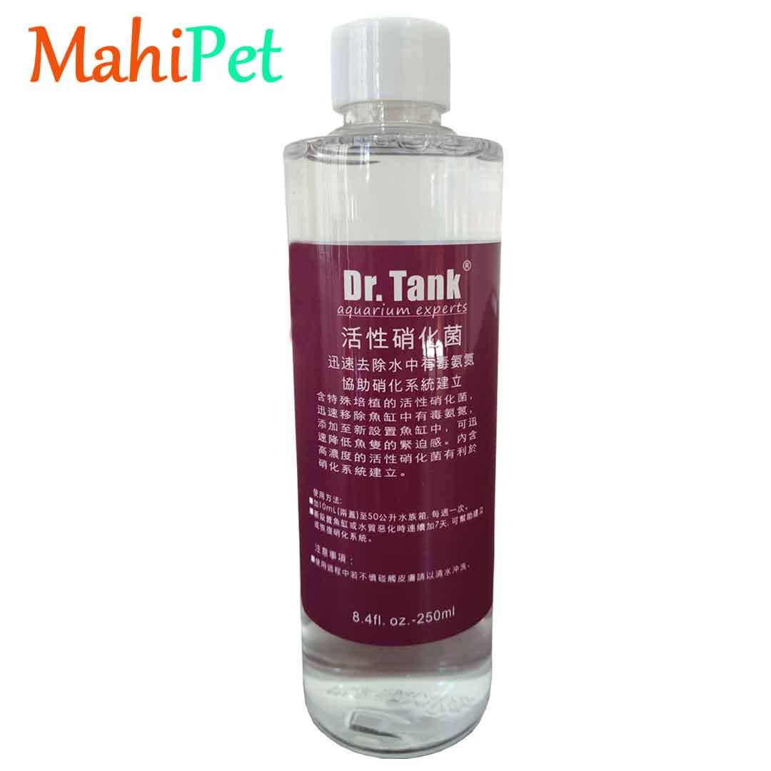 محلول آماده سازی آب آکواریوم دکتر تانک