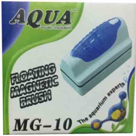 پاک کننده مغناطیسی شیشه آکواریوم آکوا مدل MG-10 (2)