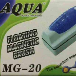 پاک کننده مغناطیسی شیشه آکواریوم آکوا مدل MG-20 (2)