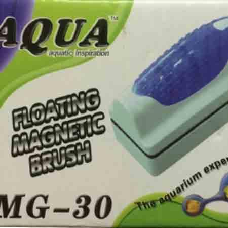 پاک کننده مغناطیسی شیشه آکواریوم آکوا مدل MG-30 (2)