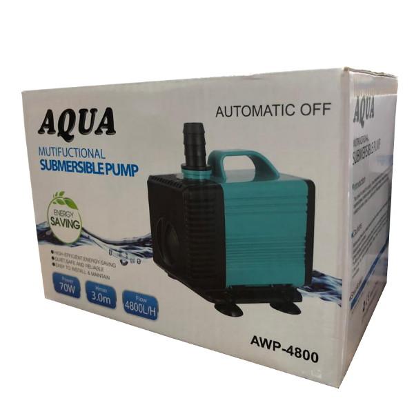پمپ آب آکواریوم آکوا مدل AWP-4800