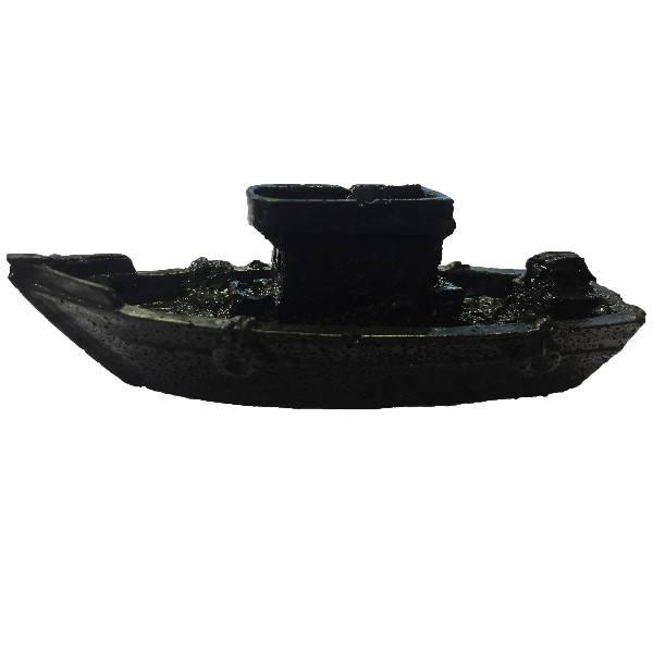 کشتی تزئینی آکواریوم کد 010