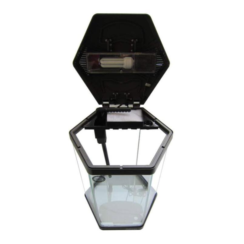 آکواریوم مکانیزه مدل MB-1103 حجم 30 لیتر