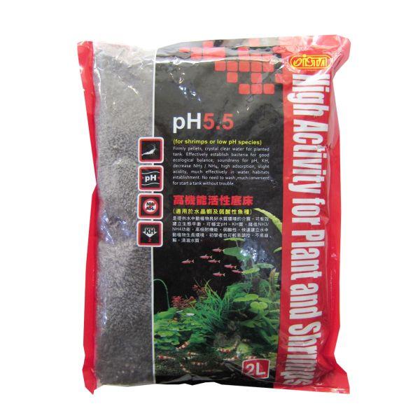 خرید تجهیزات اکواریوم پلنت |خاک آکواریوم ایستا مدل shrimp حجم 2 لیتر