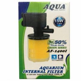 فیلتر داخلی آکواریوم آکوا مدل AF-1400I