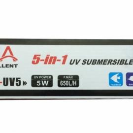فیلتر چندکاره آکواریوم آکوا مدل AQ-UV5