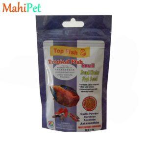 غذای ماهی تاپ فیش مدل Tropical Fish Small