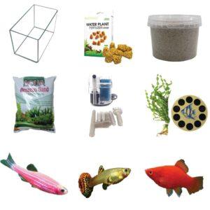 پک آکواریوم گیاهی اقتصادی کد 2