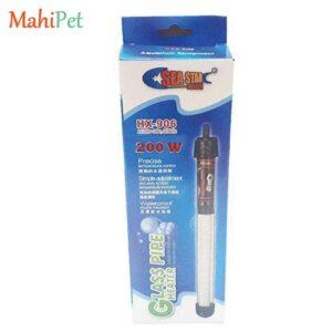 بخاری شیشهای آکواریوم سی استار HX-906 200W