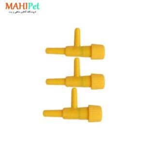 شیر تقسیم مدل yel-10 بسته 3 عددی