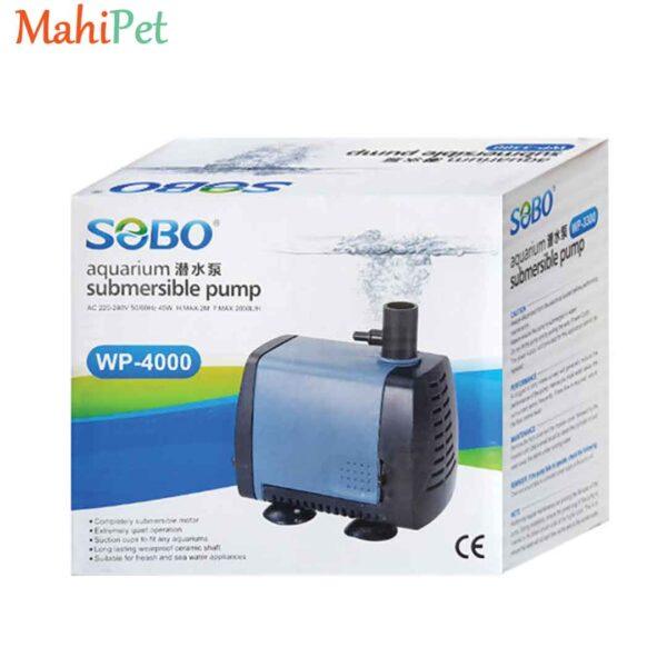پمپ آب سوبو WP-4000