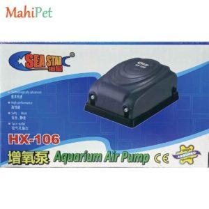پمپ هوای سی استار HX-106