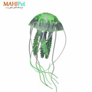 عروس دریایی سبز