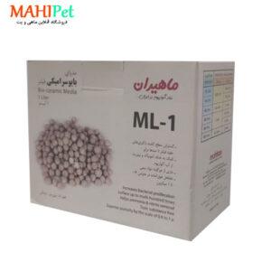 مدیا بایوسرامیکی فیلتر ماهیران مدل ML-1 (1 لیتر)