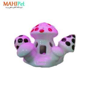 قارچ سرامیکی 5تایی با قابلیت سنگ هوا