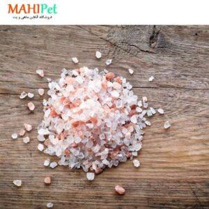 نمک سفید آکواریوم (کیلویی)