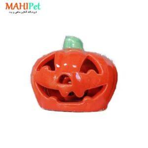 کدو هالووین سرامیکی