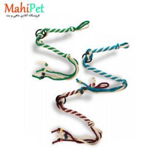 اسباب بازی طنابی سگ مدل نوع یک TOY-27