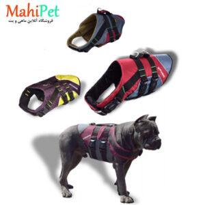 قلاده کتفی سگ مدل BEMELLE-DA 1